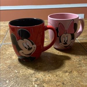 Mickey and Minnie WDW Extra Large Mug